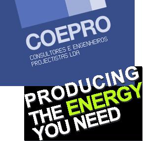 Logo COEPRO - Consultores e Engenheiros Projectistas, Lda.