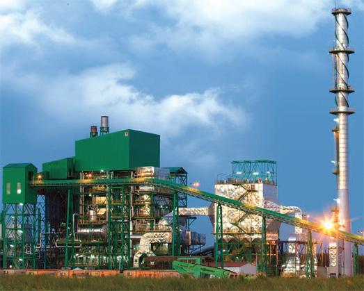 Bagasse & Biomass Fired Boiler
