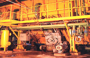Water Impounded Hopper & Jet Pumping System