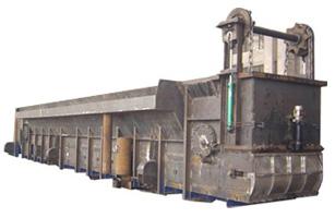 Bottom Ash Handling System Through Submerged Scrapper Conveyor