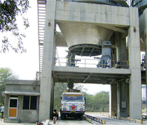 Fly Ash Unloading System For ESP Of 210MW Unit