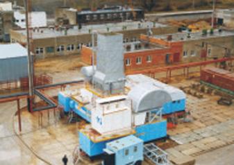 Gas Turbine Power Plants