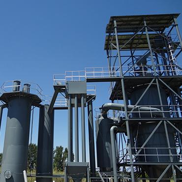 Powermax TFBG Power Plant