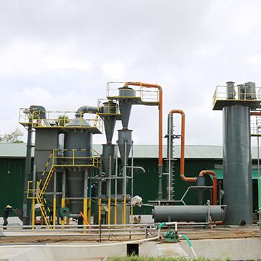 Powermax CFBG Power Plant